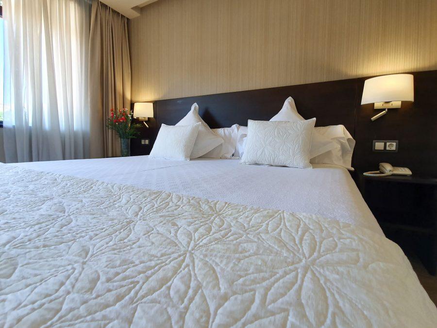 Habitación doble Hotel Montemar Llanes
