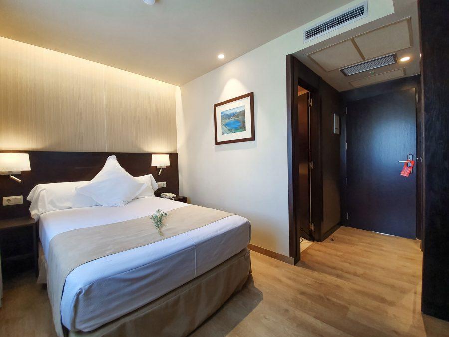 Habitación individual Hotel Montemar Llanes