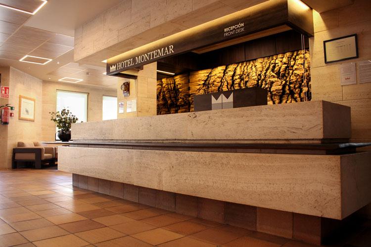 Estancia mínima Hotel Montemar