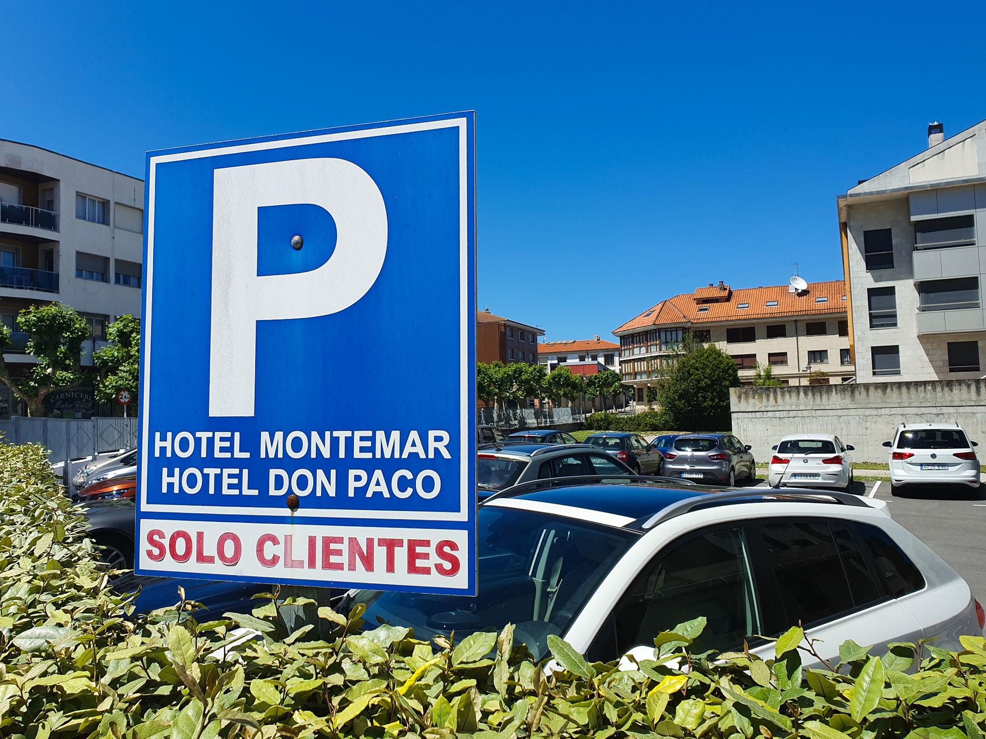 Servicios Hotel Montemar Llanes