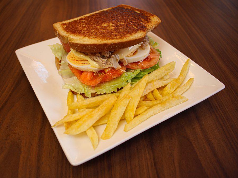 Sandwich Hotel Montemar Llanes