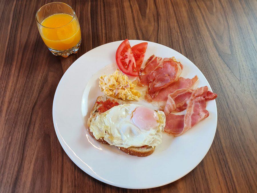 Desayuno Hotel Montemar Llanes
