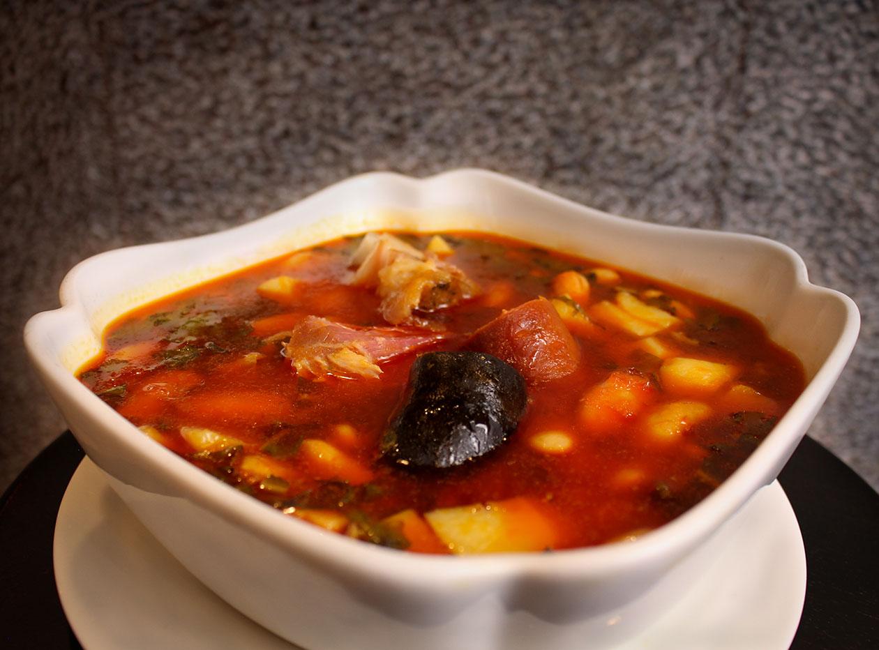 Fabada Asturiana en Llanes